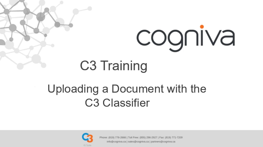 Module_09-Uploading_Document_C3Classifier