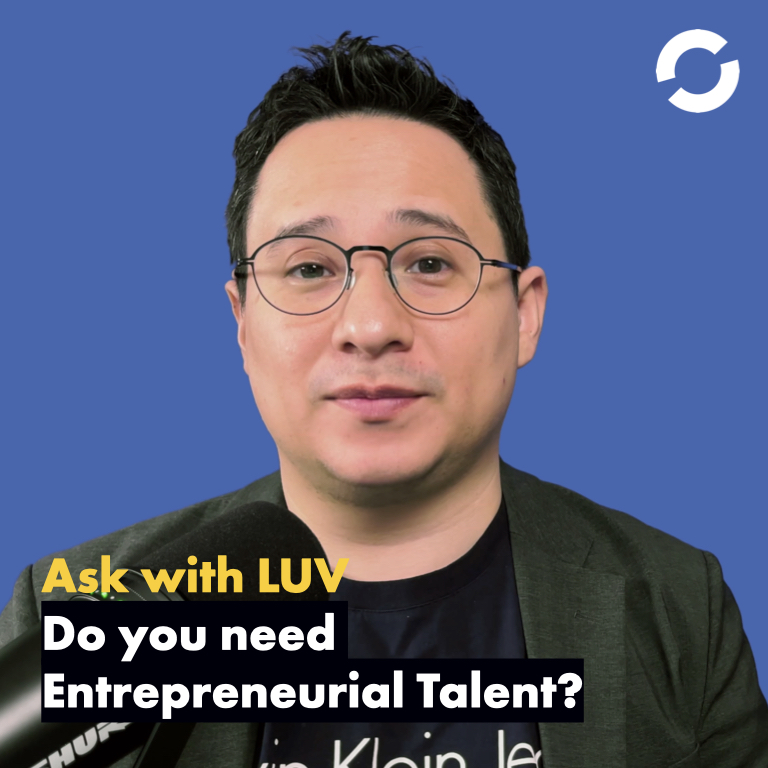 Do you need entrepreneurial talent