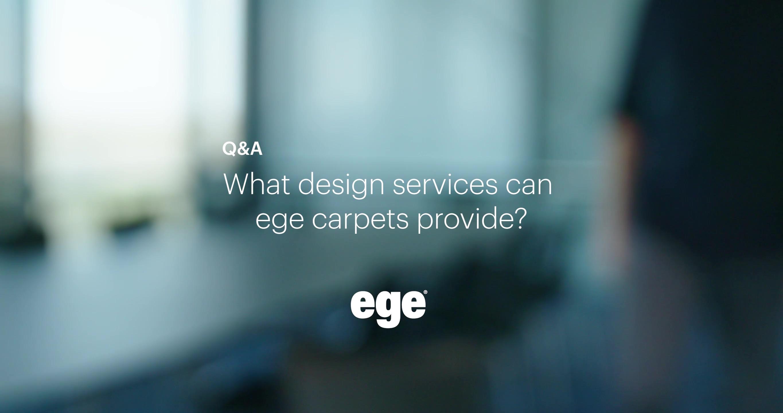 7. What design services can ege carpets provide v3