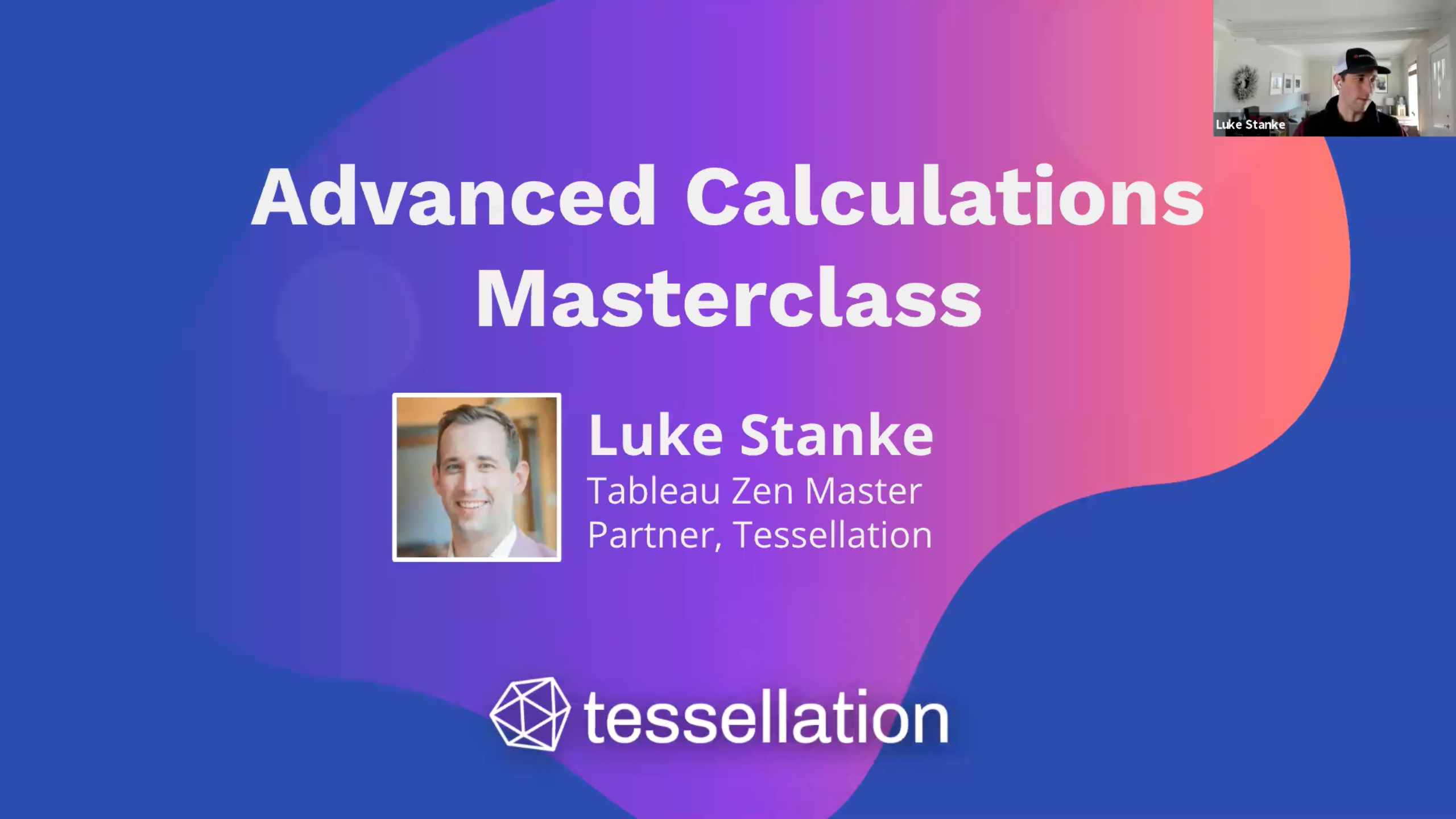 Thought Leader Masterclass Webinar with Luke Stanke