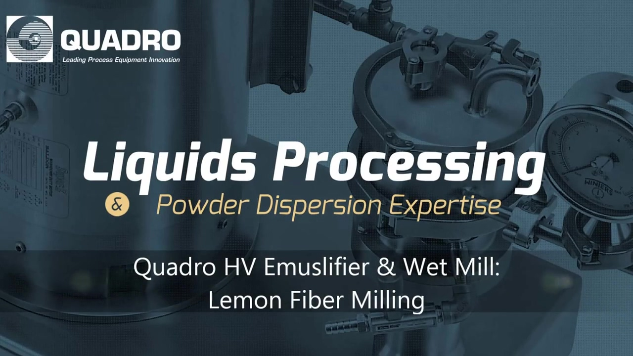 Quadro HV Lemon Fiber Milling