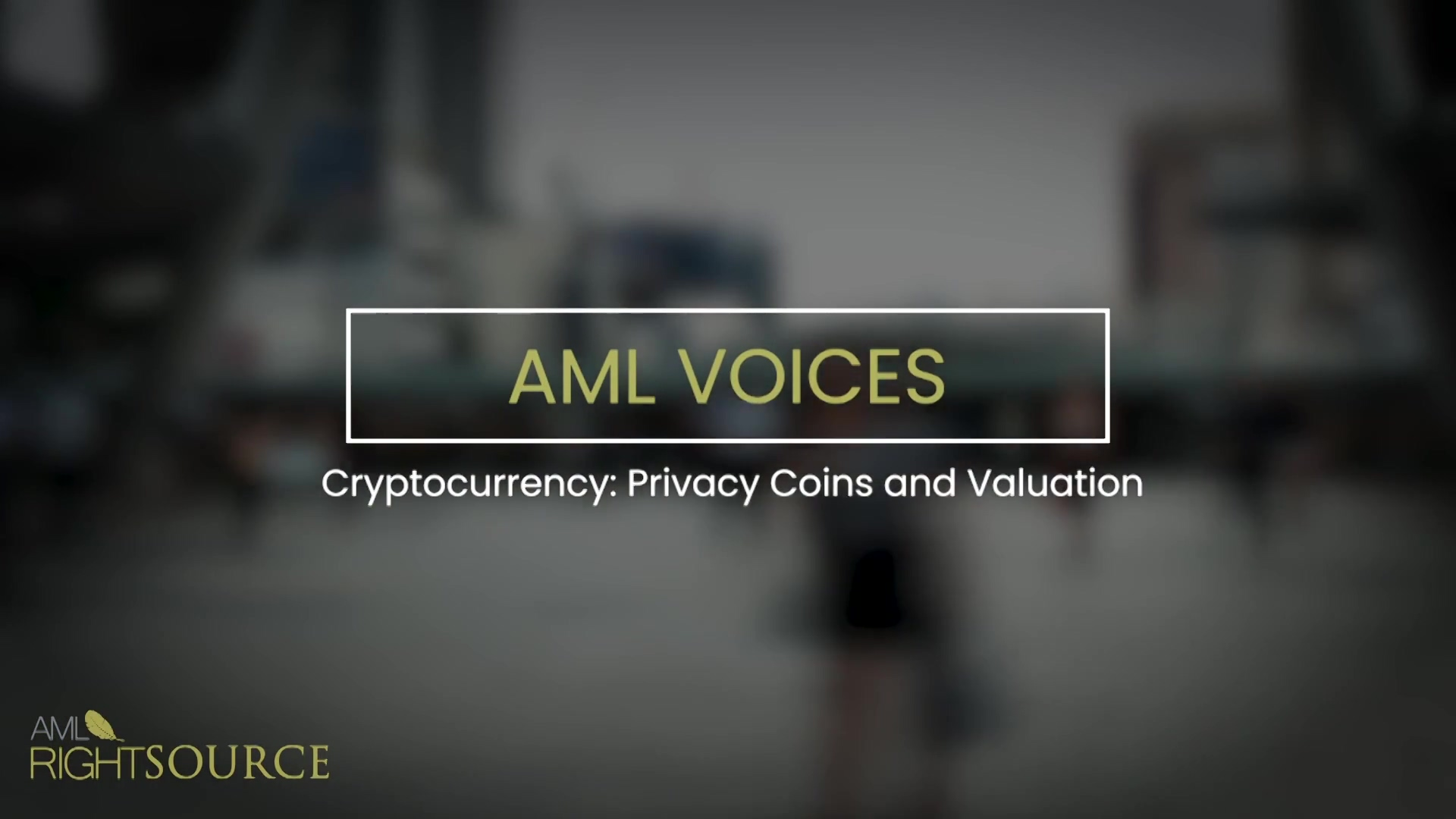 Cryptocurrency- Privacy Coins and Valuation