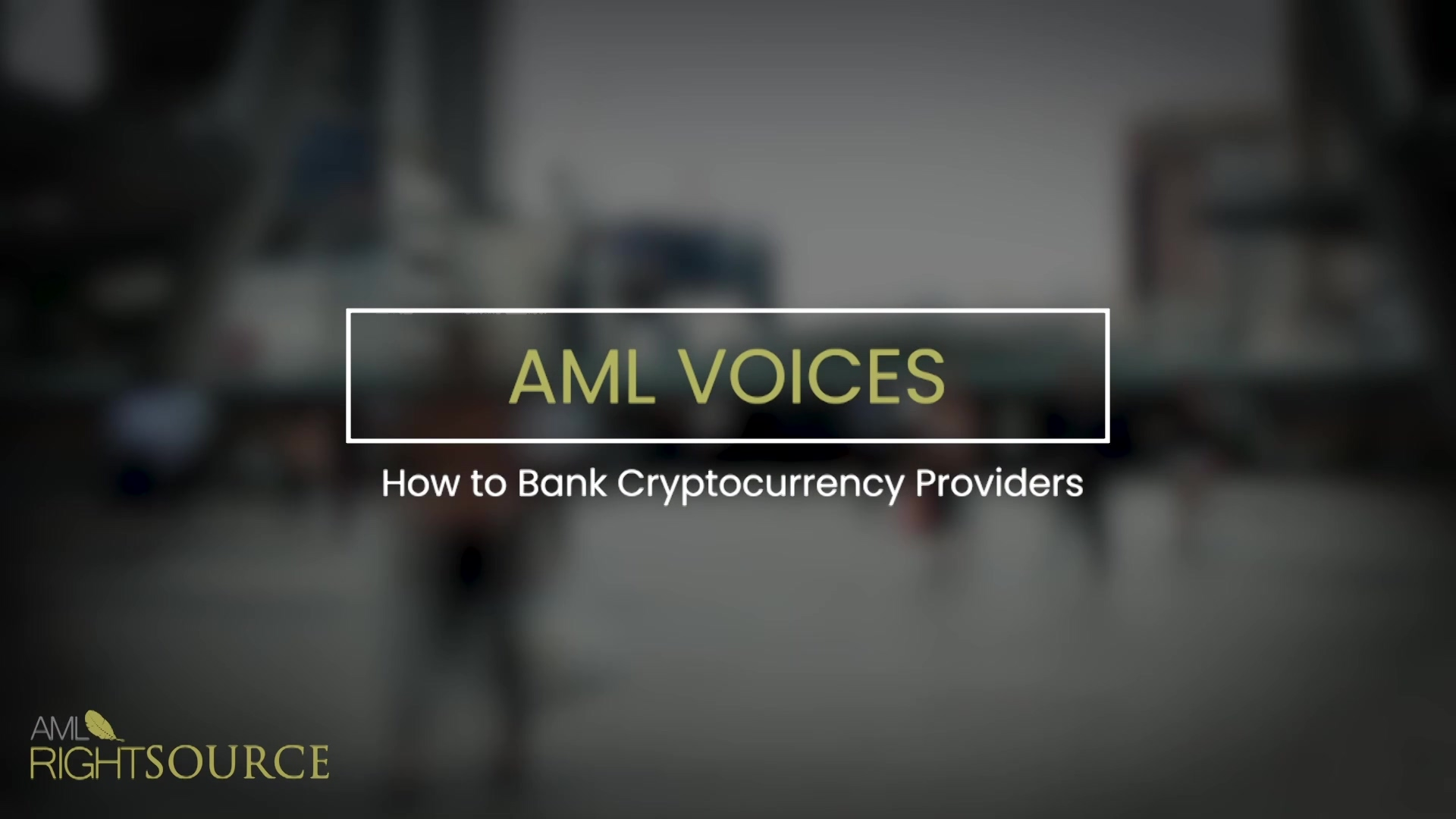 How to Bank Cryptocurrency Providers