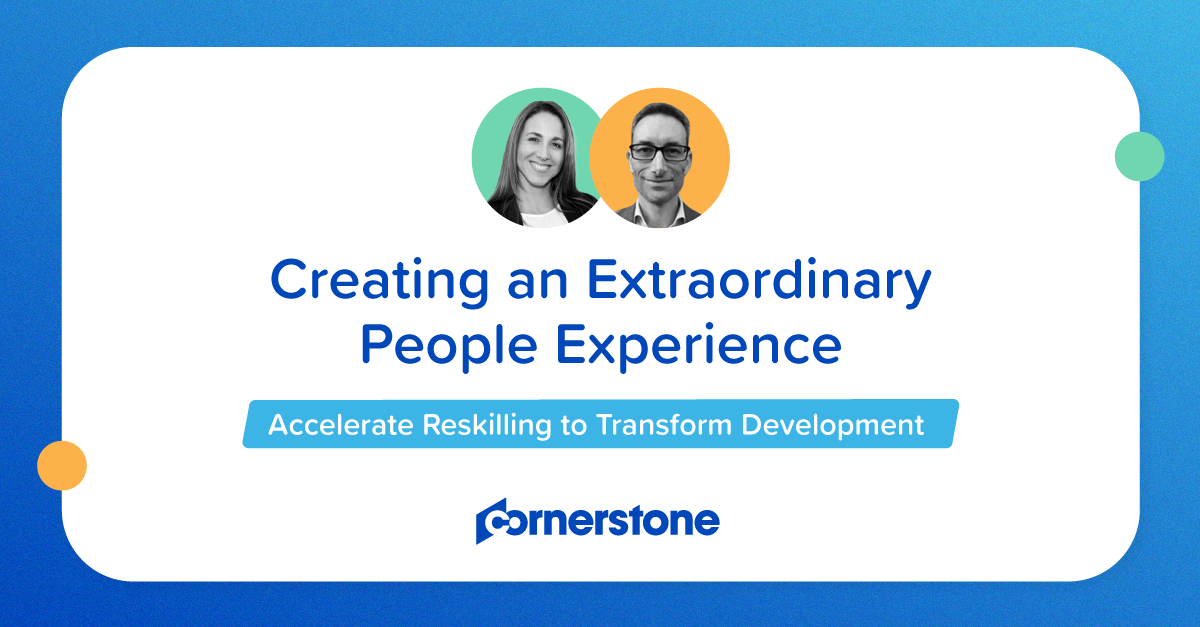 Creating An Extraordinary People Experience
