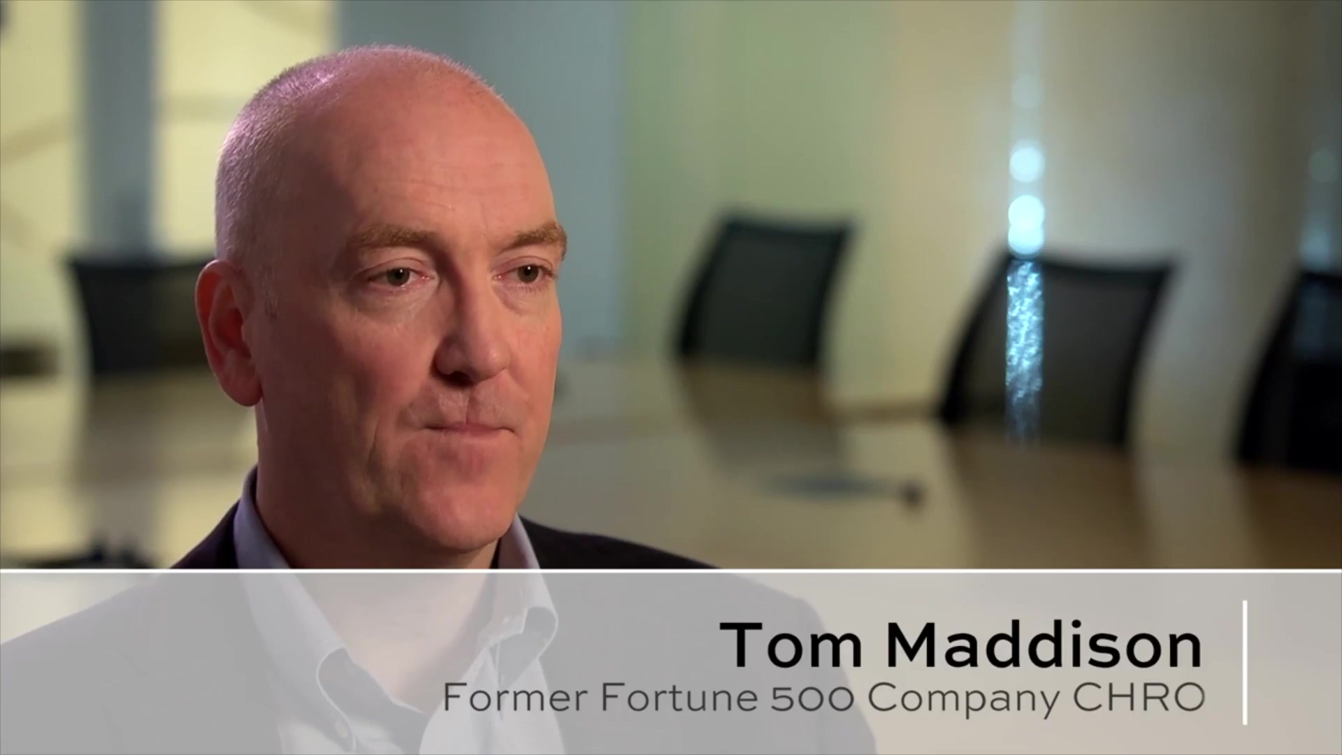 perspectives on outplacement Tom Maddison