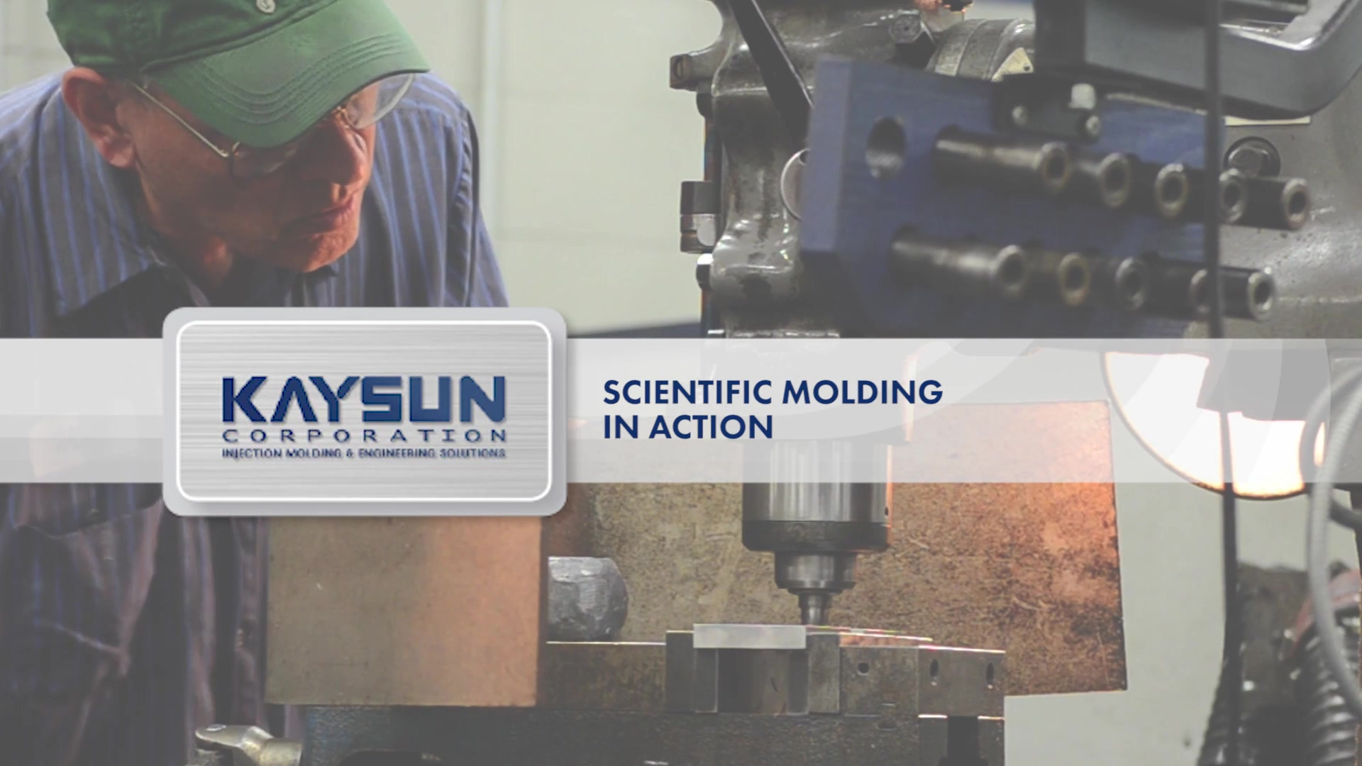 Injection Molding Automation in Action