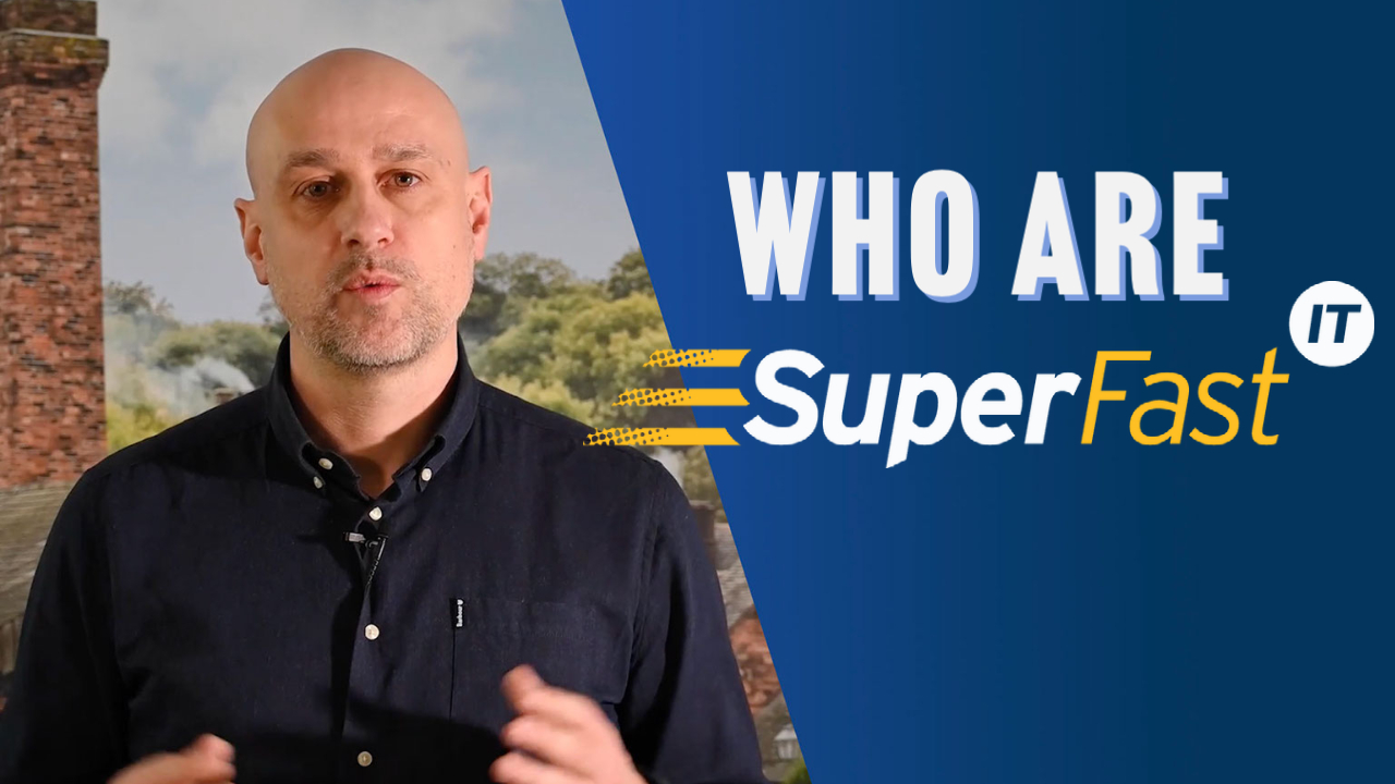 Who are Superfast IT