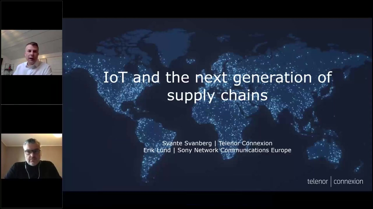 Webinar_ IoT and the next generation of supply chains