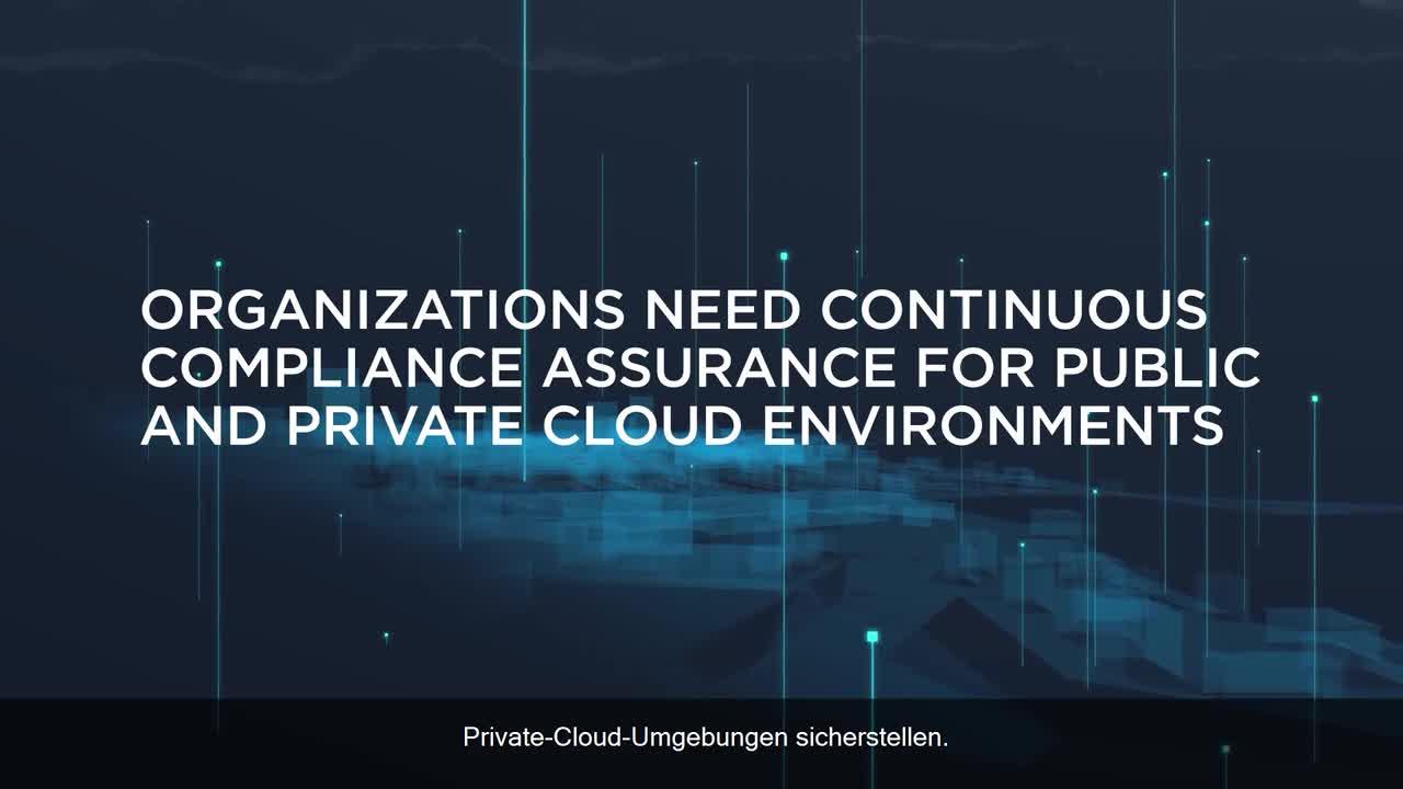 Compliance mit Cloudvisory