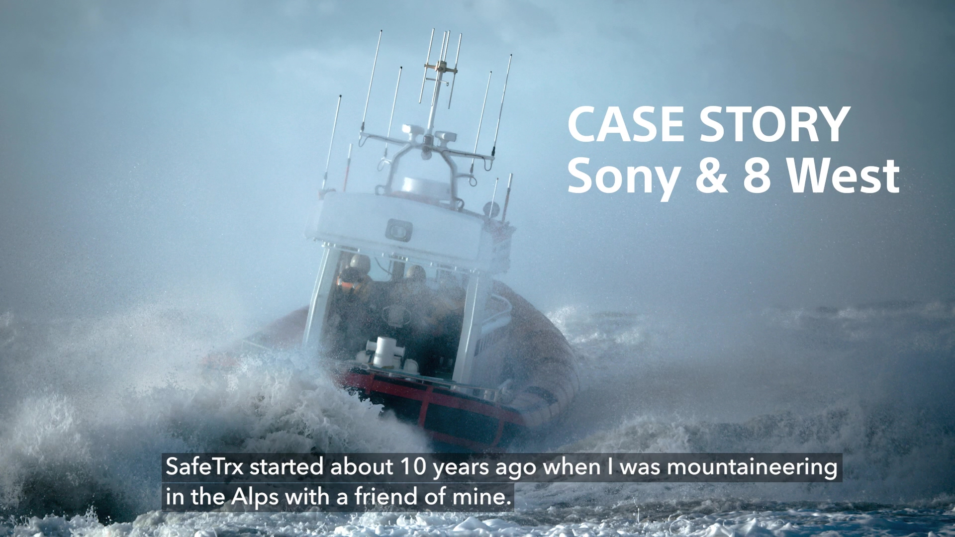 Sony 8West case story 2021