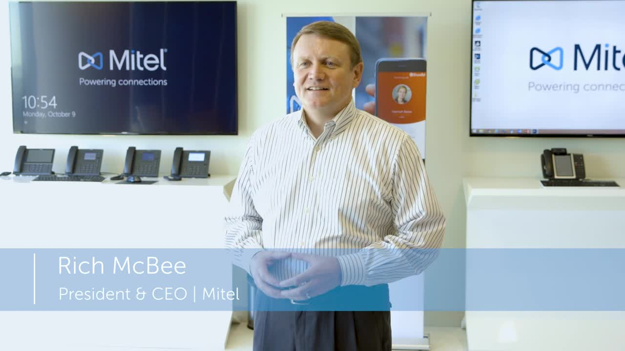 Mitel is Customer Focused