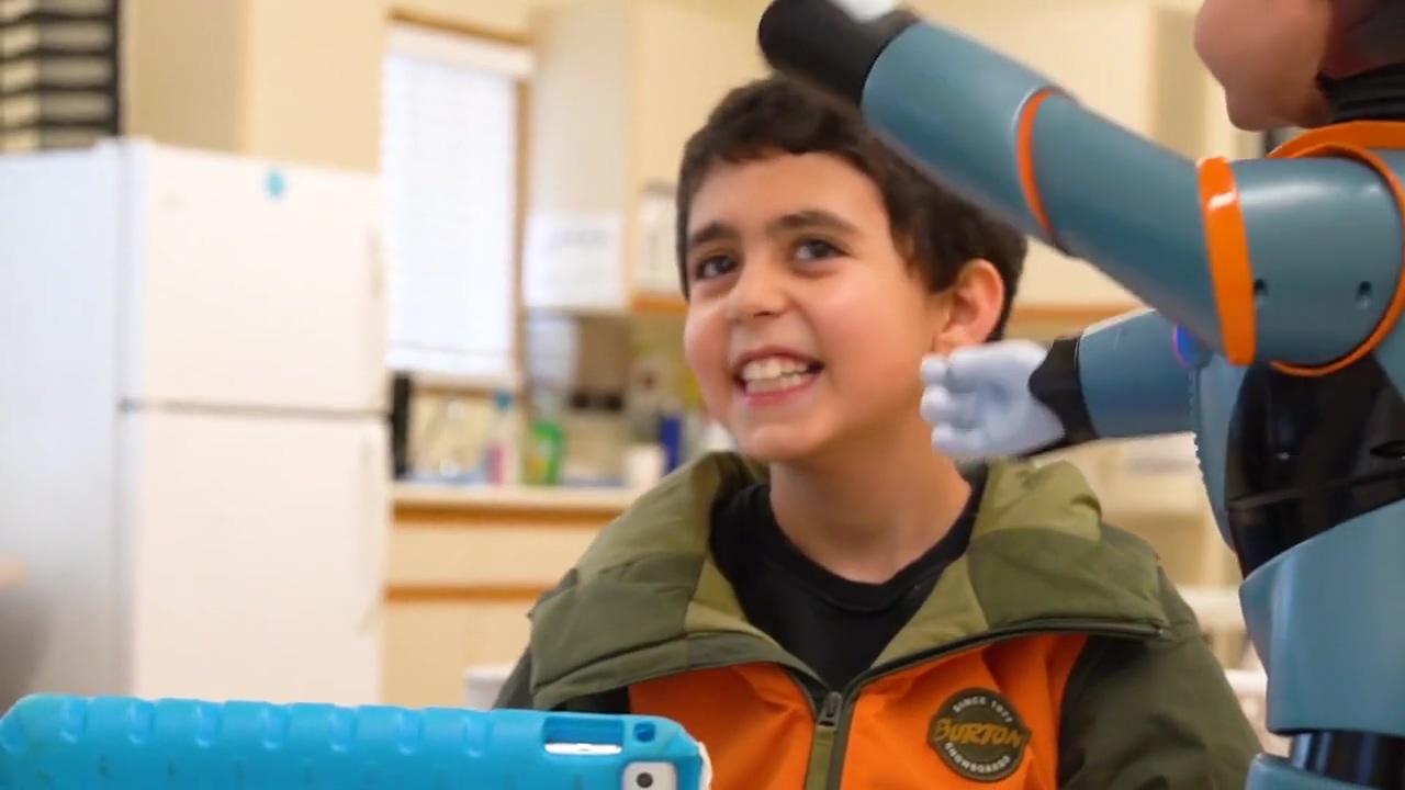 Meet Milo The Robot! - West Vancouver Schools & Robots4Autism