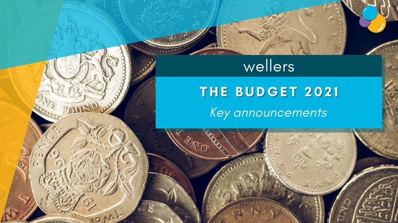 Wellers Budget 2021 Video