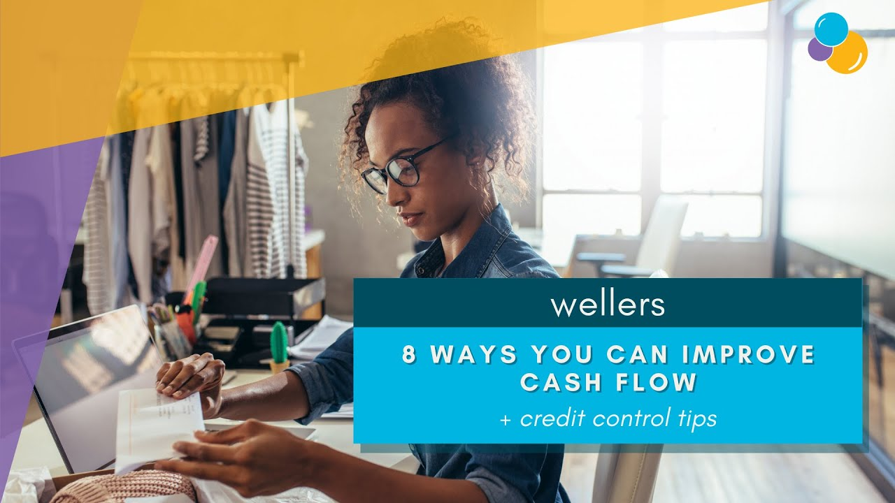 8 Ways you can improve your business cash flow