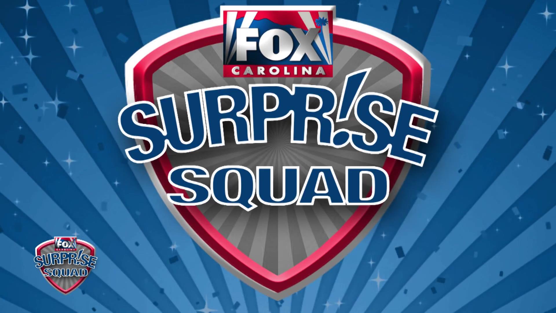 FOX Carolina Surprise Squad_February 2021