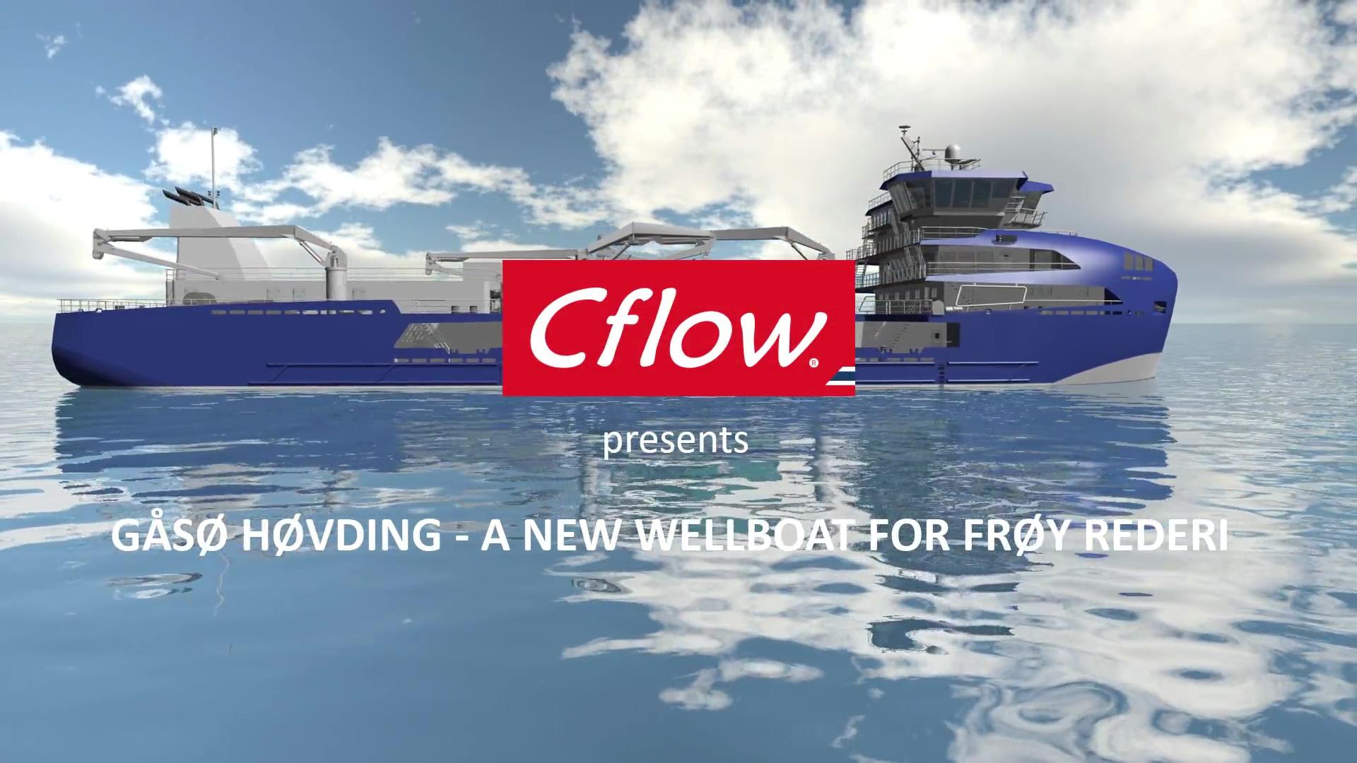 Gåsø Høvding_World biggest wellboat_Cflow features_022021