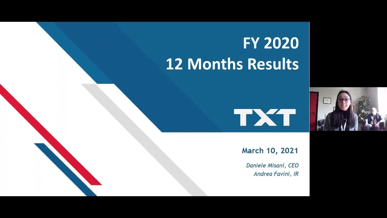 CONFERENCE CALL INVITATION RESULTS OF FY 2020_2