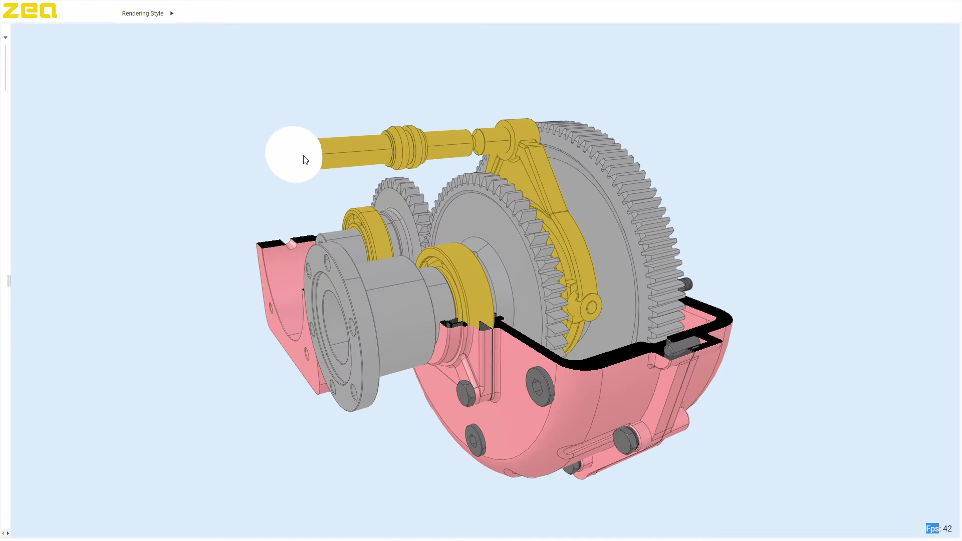 kinematics-gears