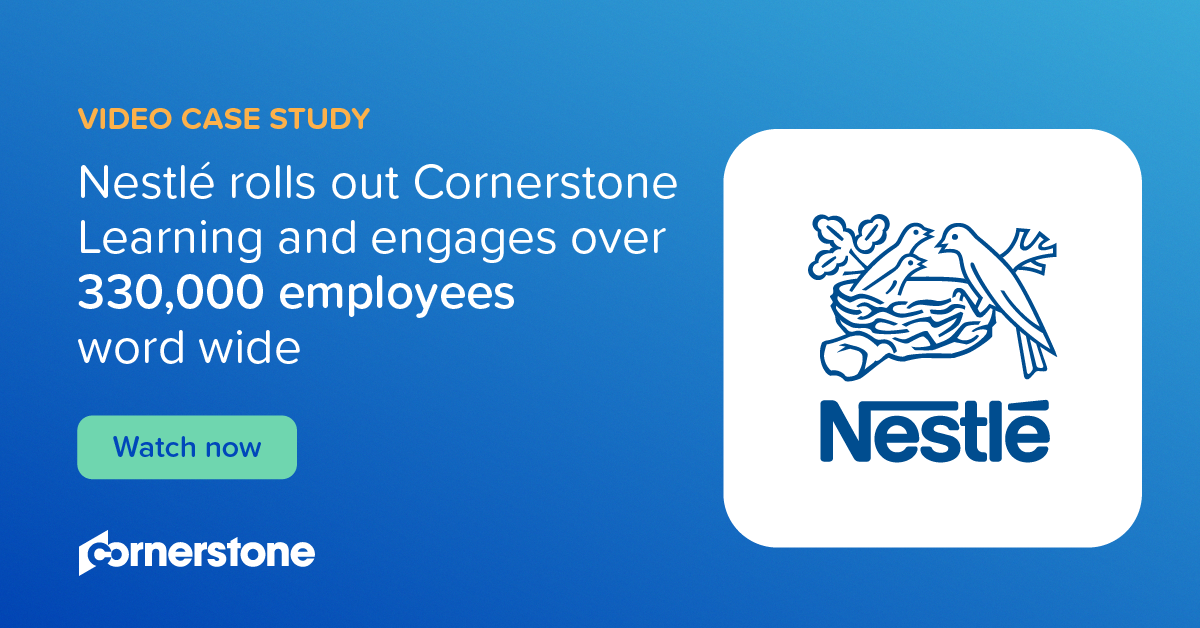 Cornerstar Moments - Nestle