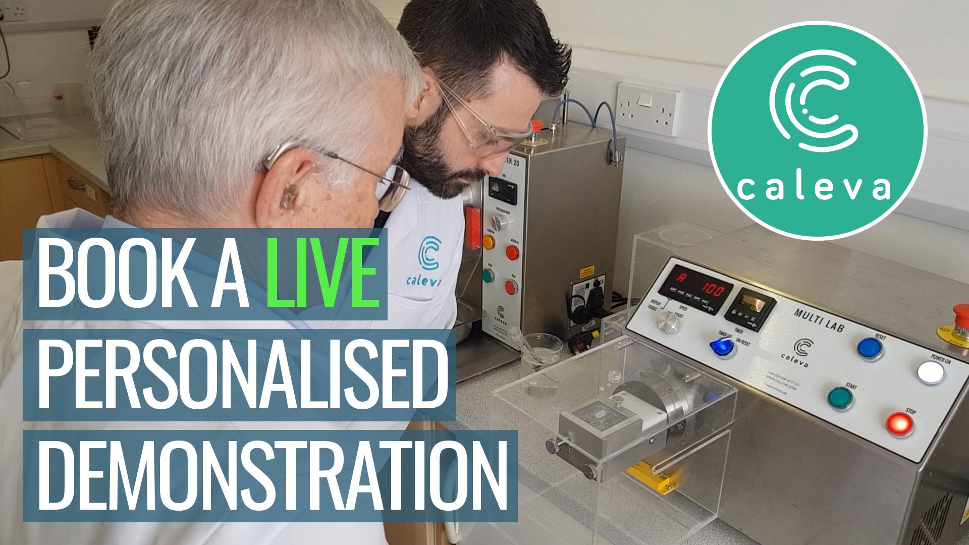lab demonstration short