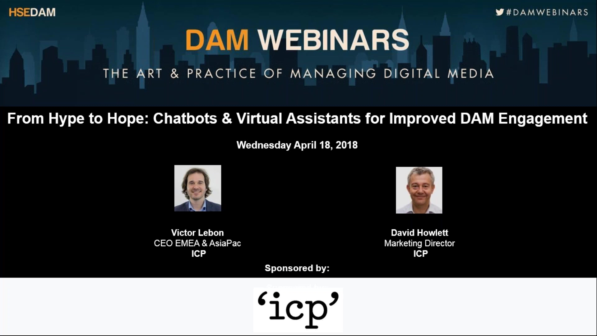 2) 18 April 2018 -  From hype to hope_ Chatbots _ Virtual Assistants for improved DAM engagement