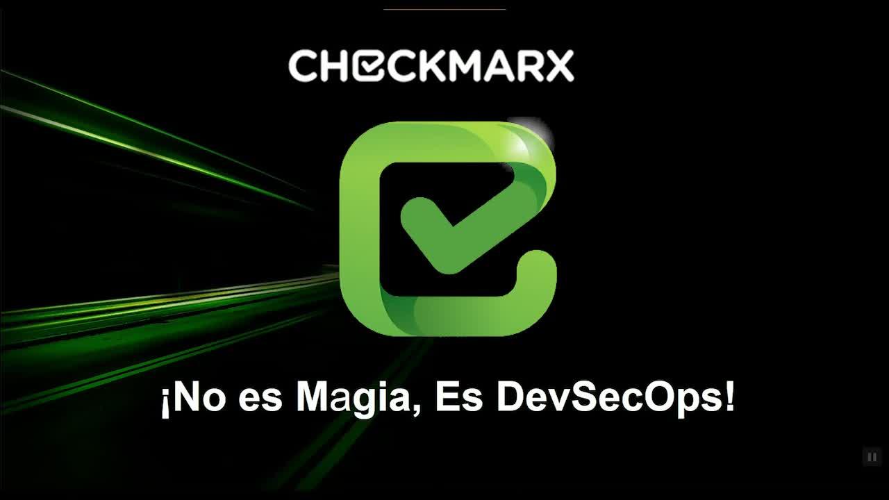 Webinar: ¡No es Magia, Es DevSecOps! - Spanish