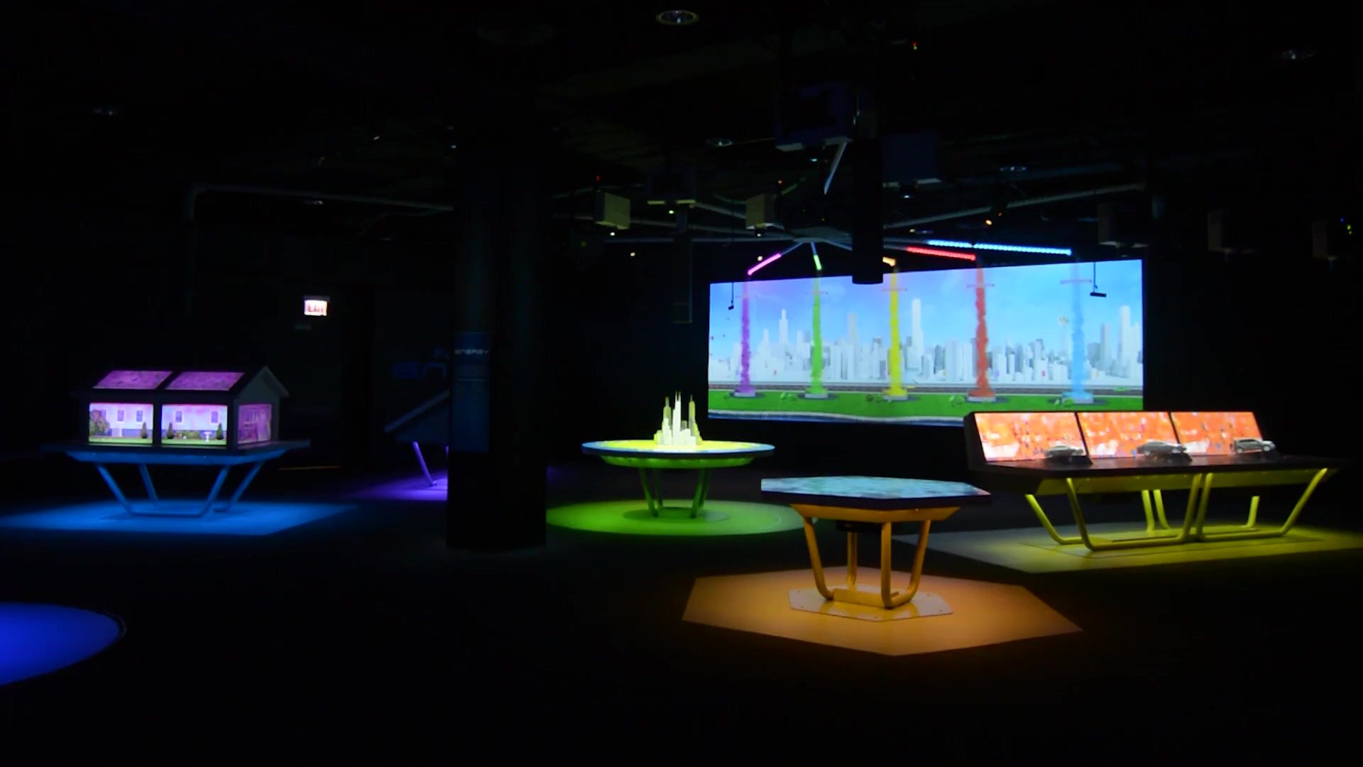 Future Energy Chicago at the Museum of Science and Industry, by Electrosonic  - 1080p