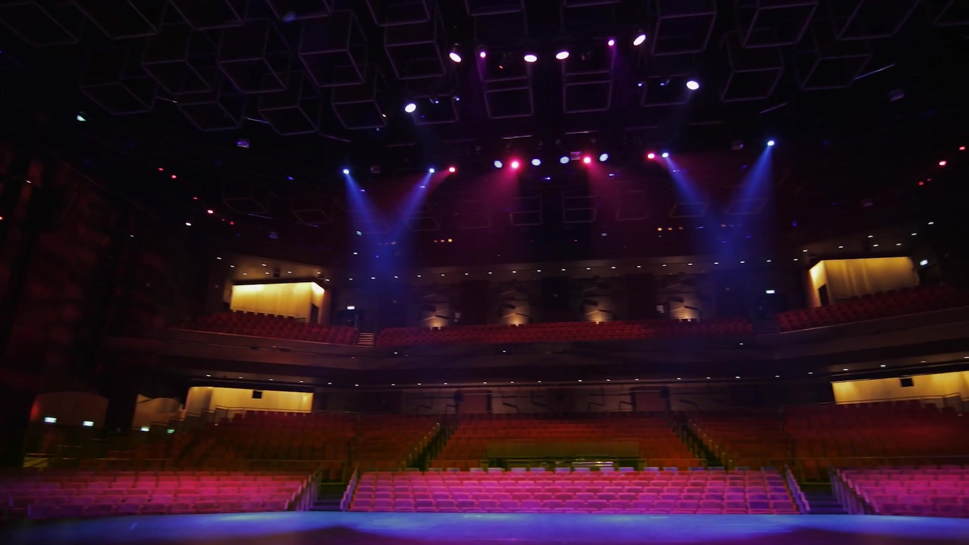 Asias First Dynamic Theatre at MGM COTAI, by Electrosonic  - 1080p