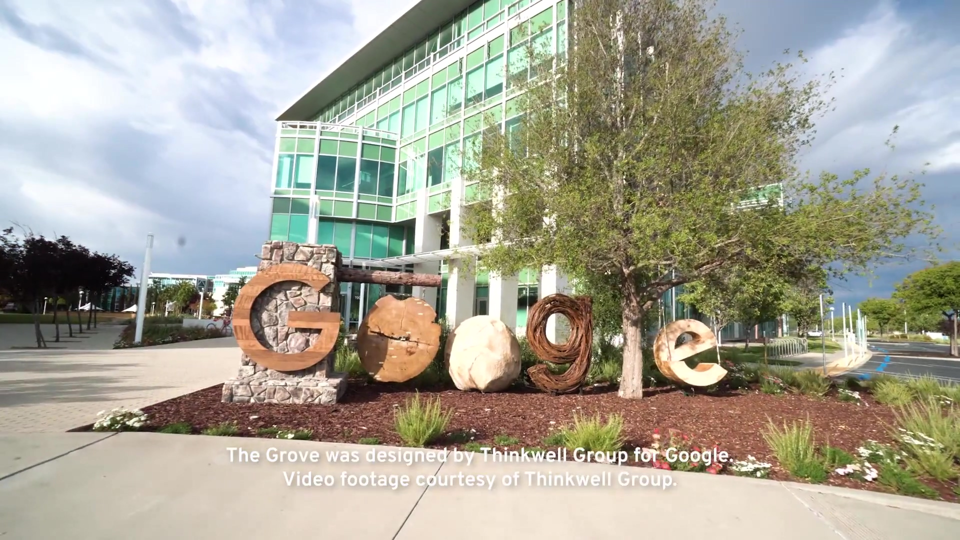 Google_ The Grove Experience Center, by Electrosonic  - 1080p