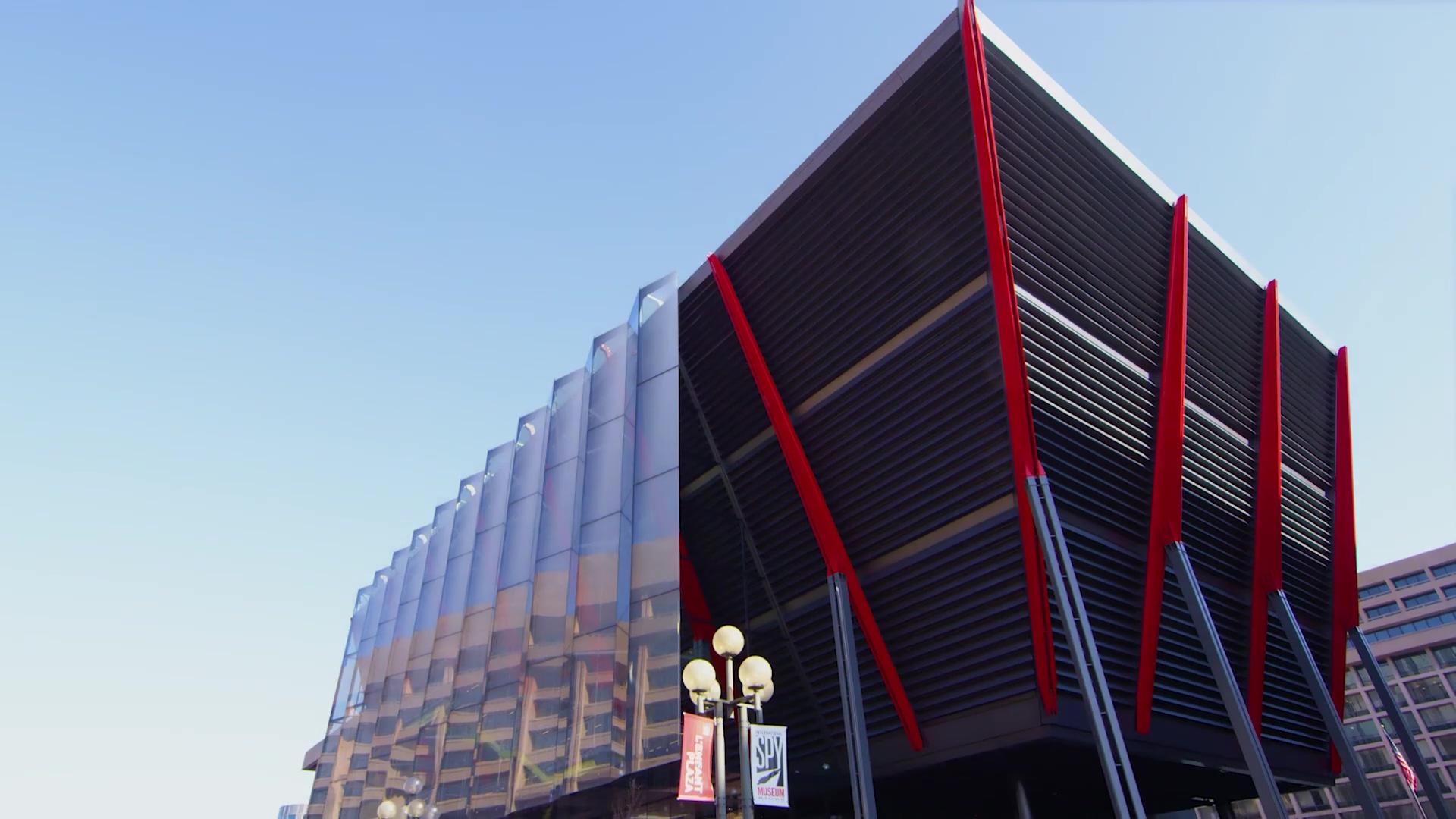 The International Spy Museum, By Electrosonic  - 1080p
