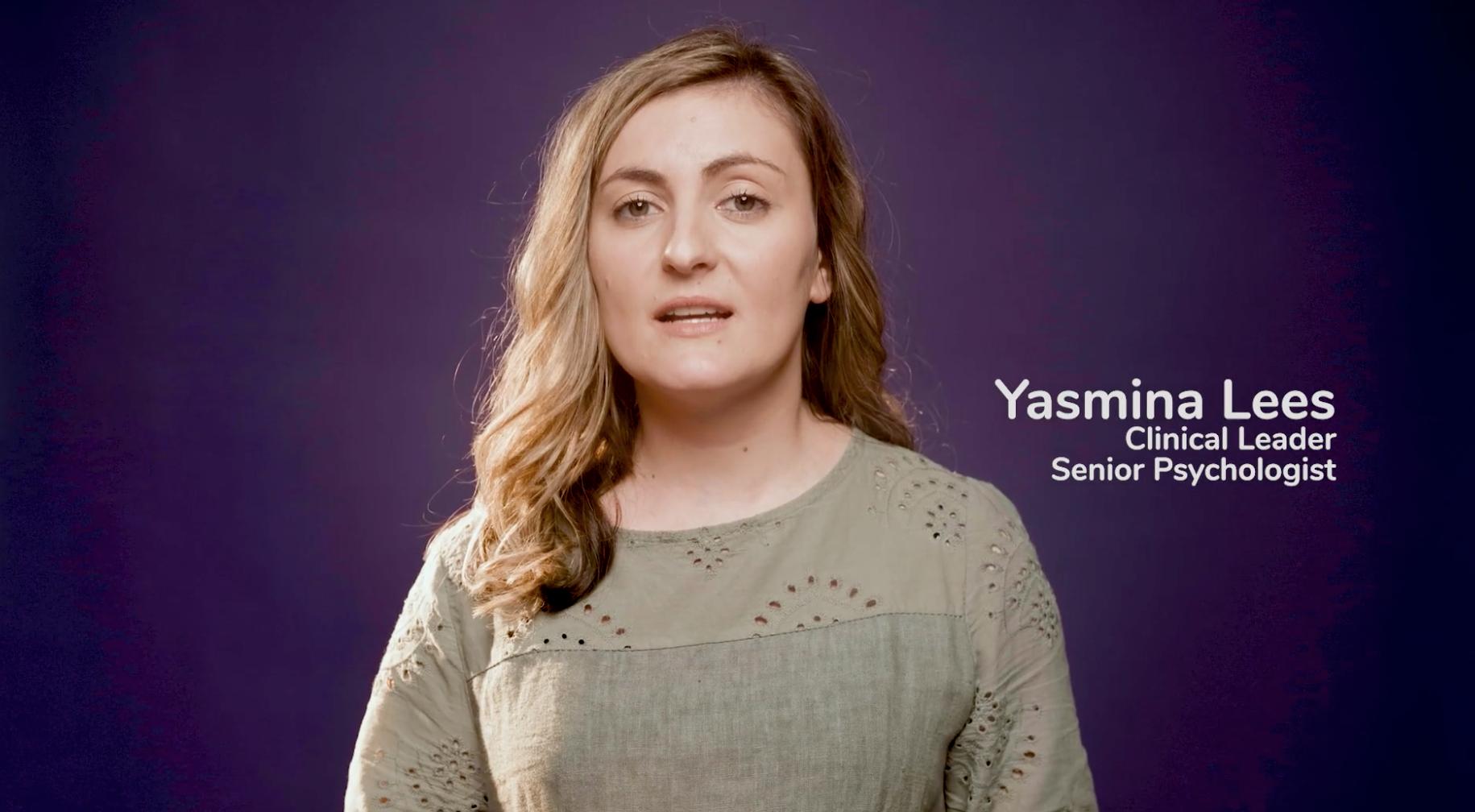 We Care Yasmina Message Trauma-Informed Care