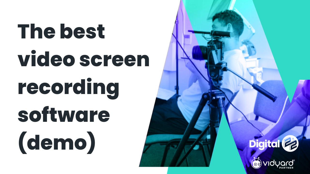 Vidyard: The Ultimate video creation tool (Plus demo)