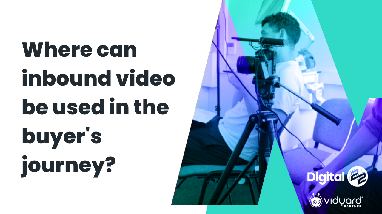The best Inbound videos to create for each stage of the buyers journey