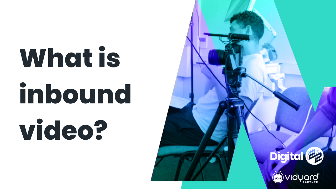 Why use video in your inbound marketing to attract, engage and delight?
