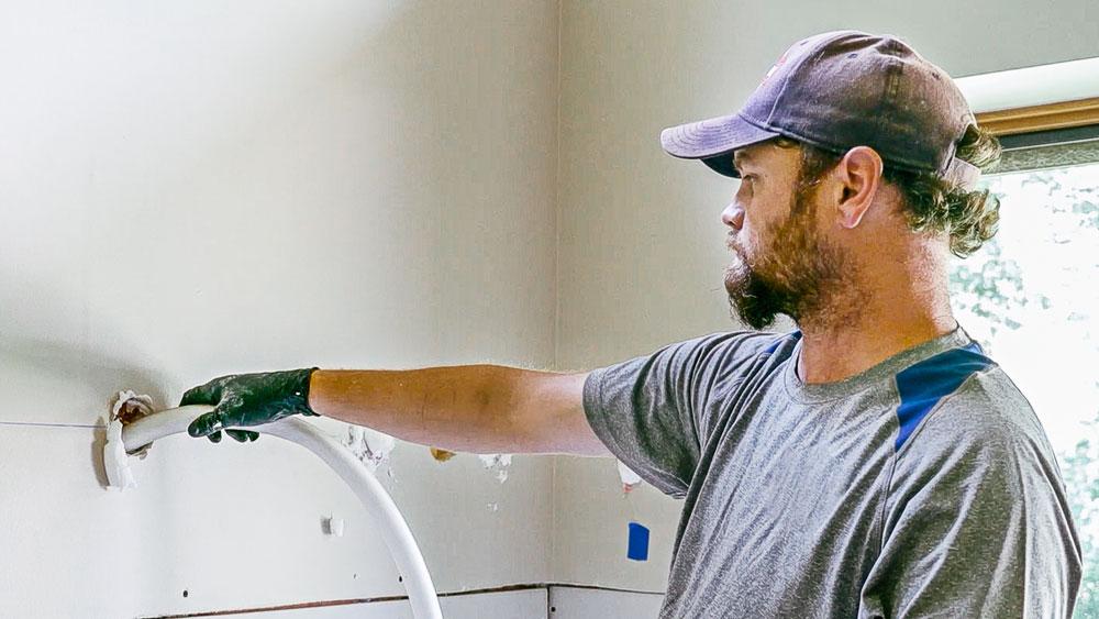 Interior Drywall Install