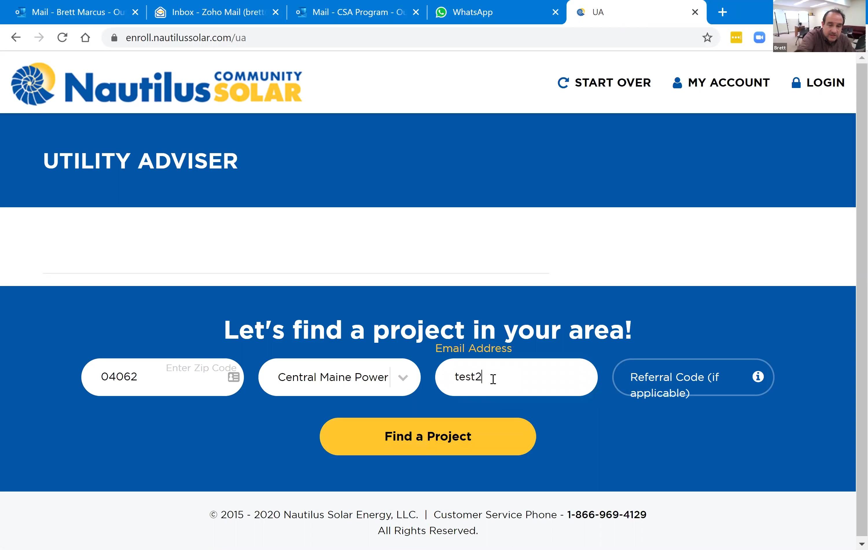How to Enroll a Customer - Nautilus Solar Platform (1)