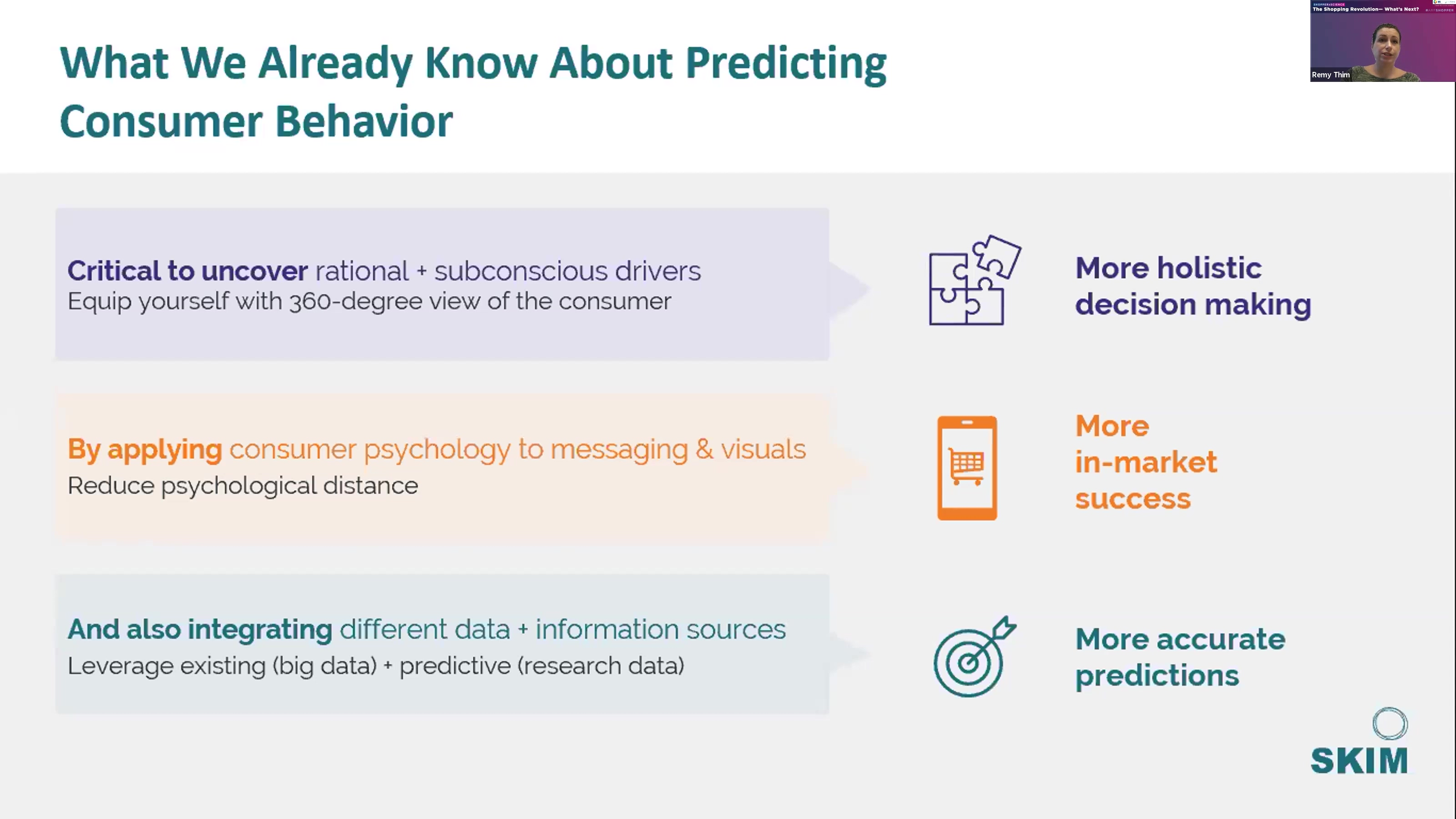 Influence the online shopper journey by applying psychographic insight