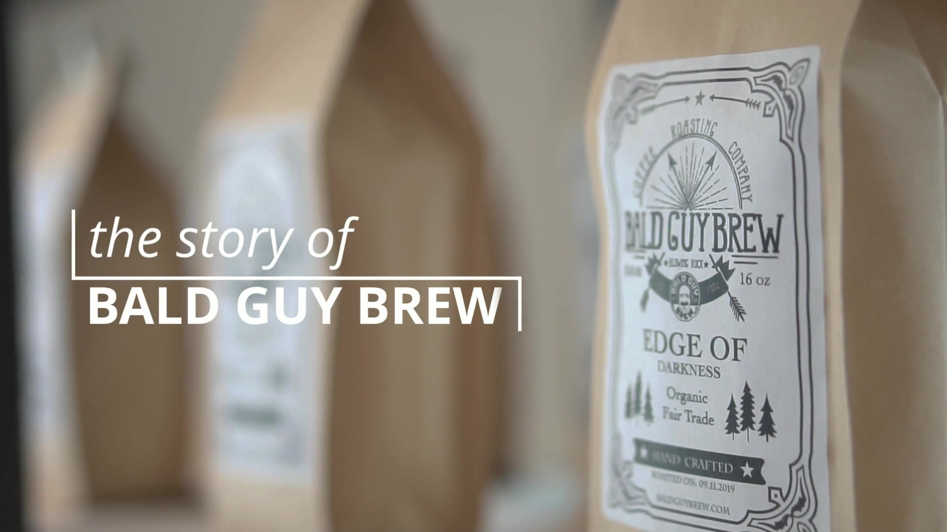 Bald Guy Brew - long form video