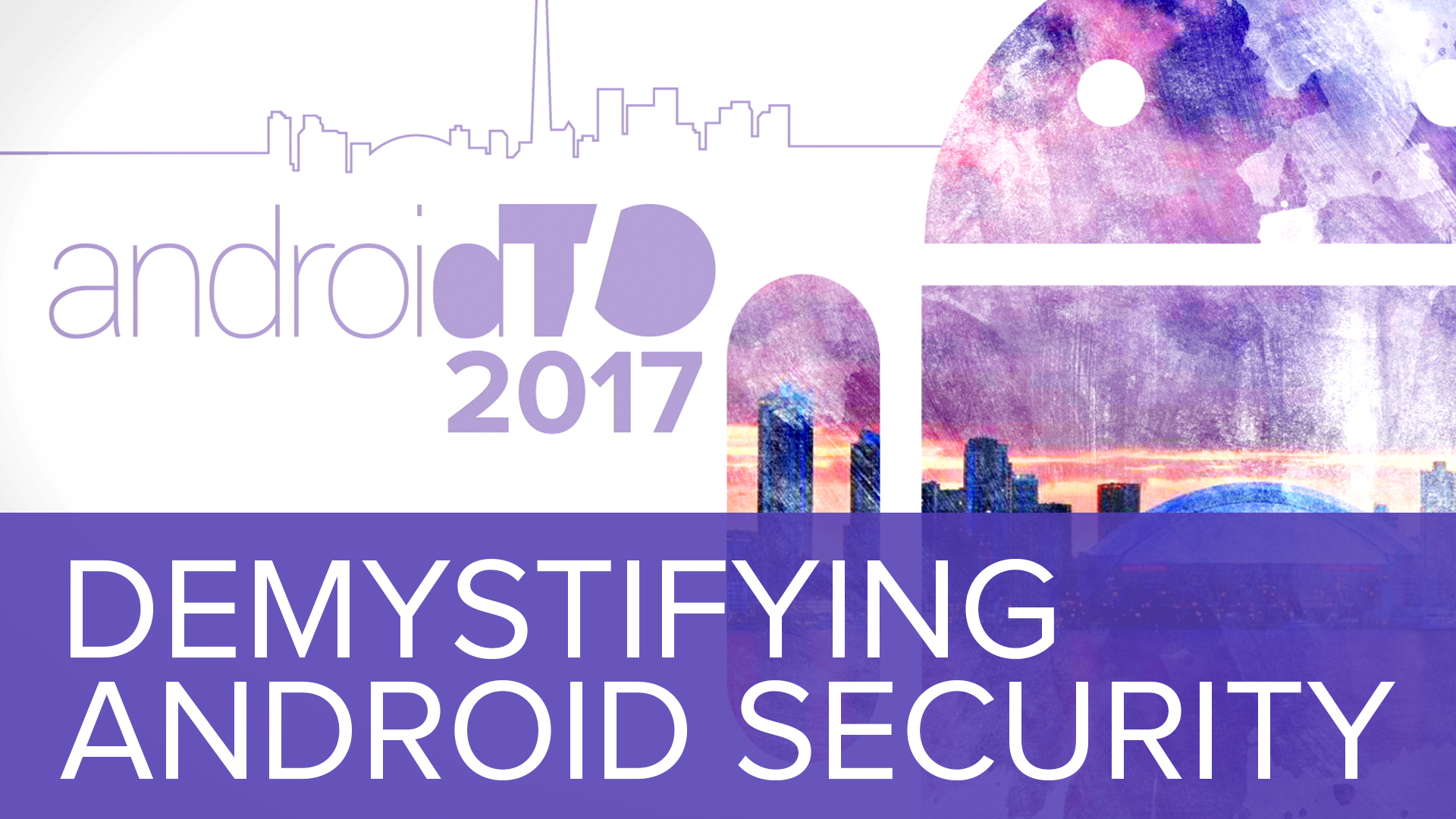 Demystifying Android Security - Peter Organa