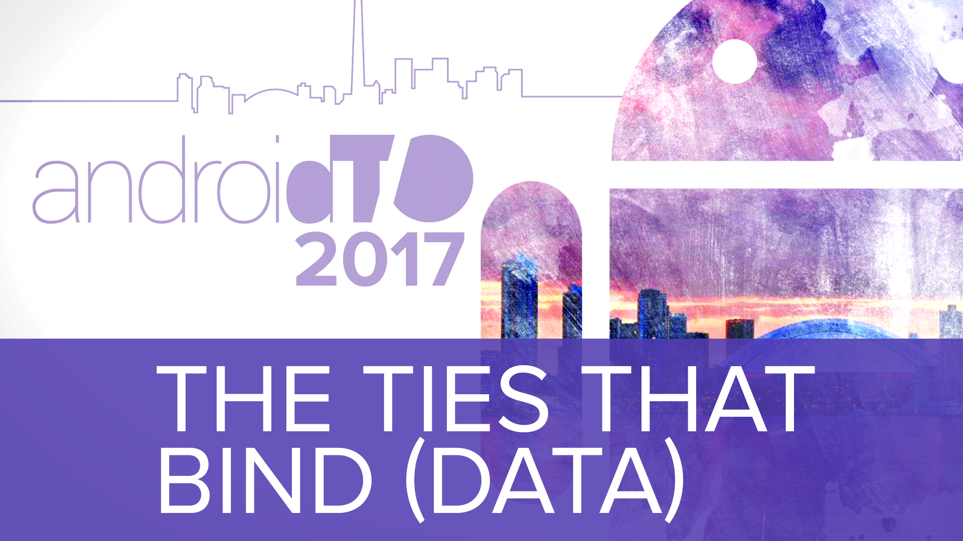 The Ties That Bind (Data) - Lisa Wray