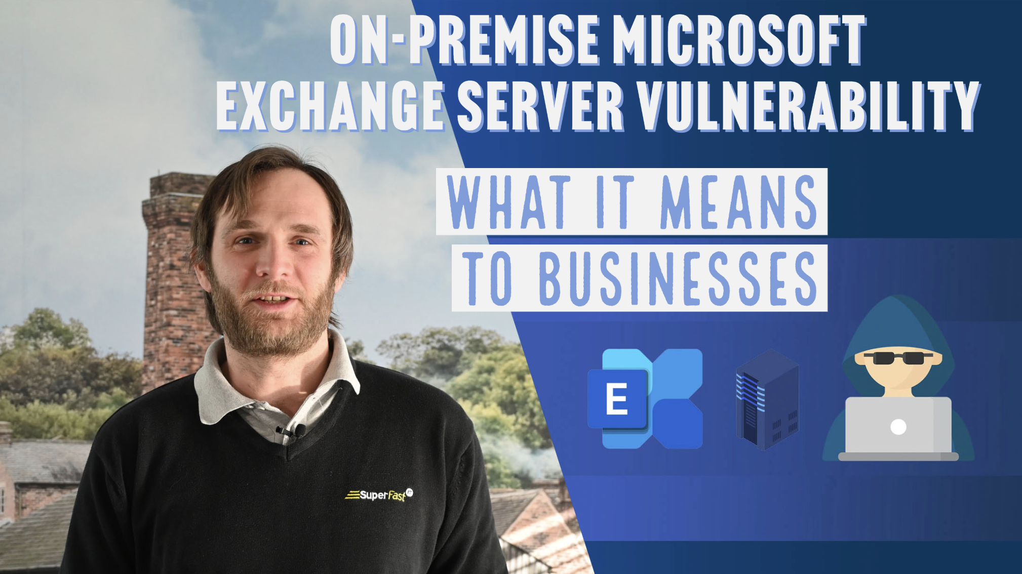 What the on-premise Microsoft Exchange Server vulnerability means to businesses