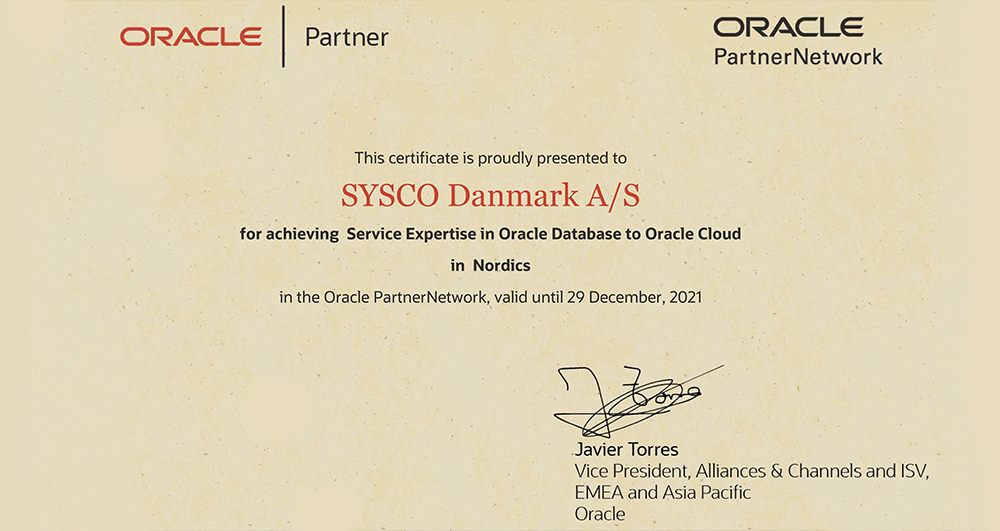 SYSCO_Oracle_Thrive_Together