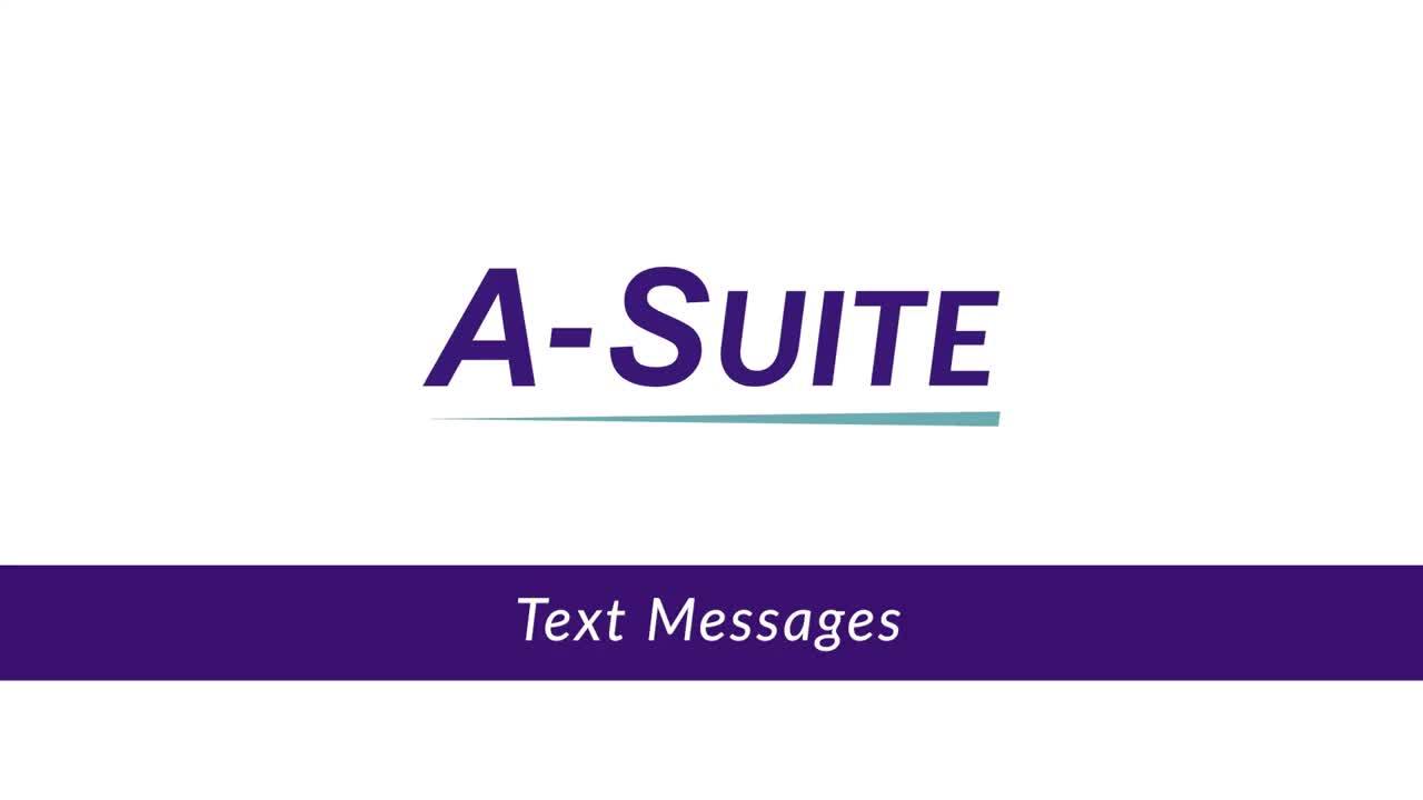 8.2_A-Suite Text Messages