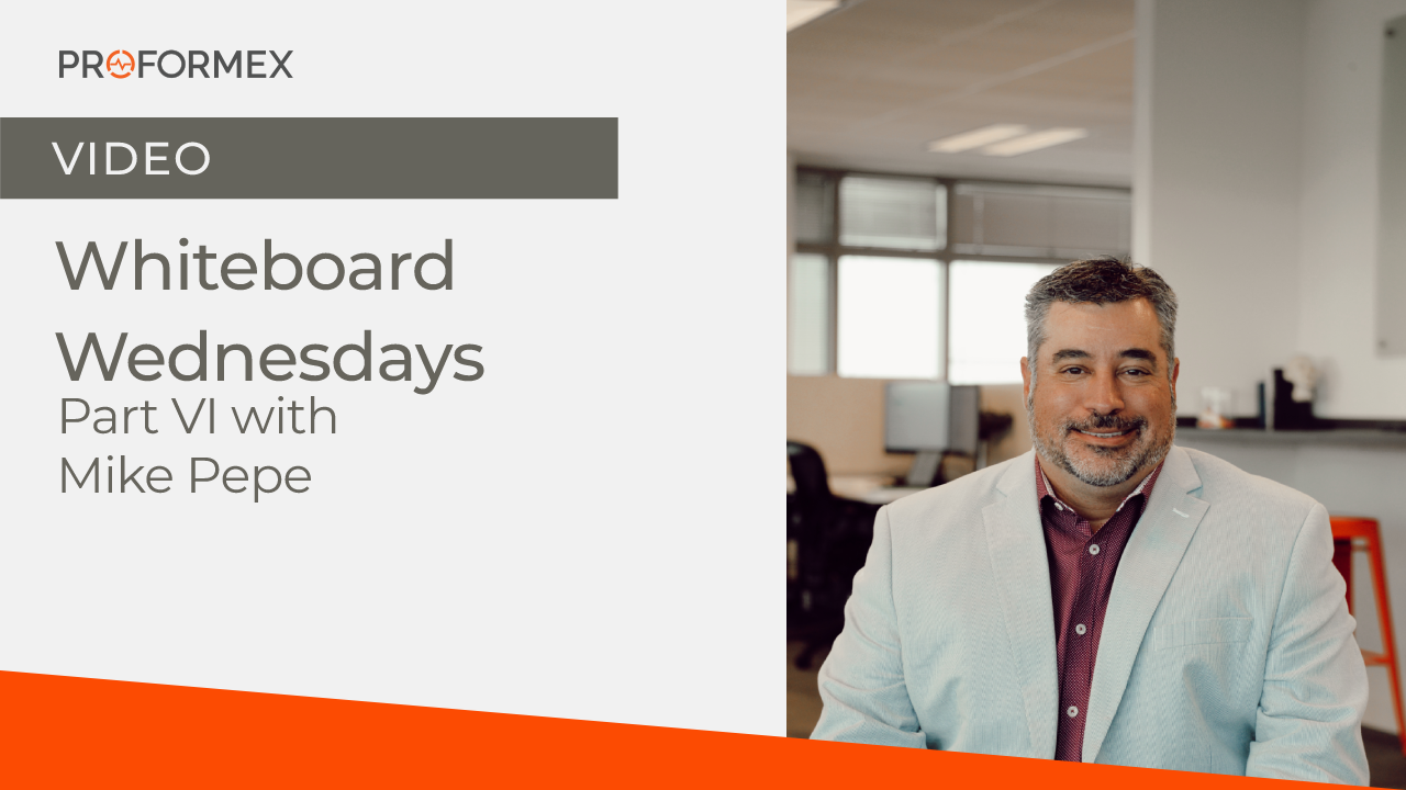 whiteboard wednesday part vi with MP