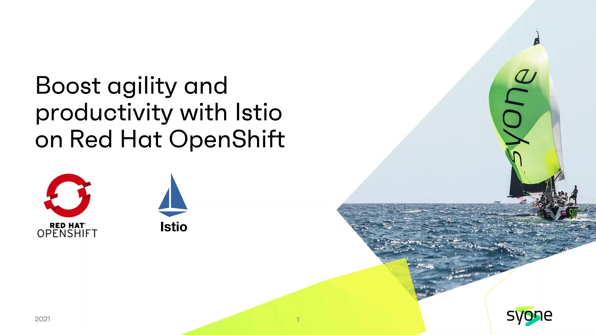 Webinar - Boost agility and productivity with Istio on Red Hat OpenShift_Teaser