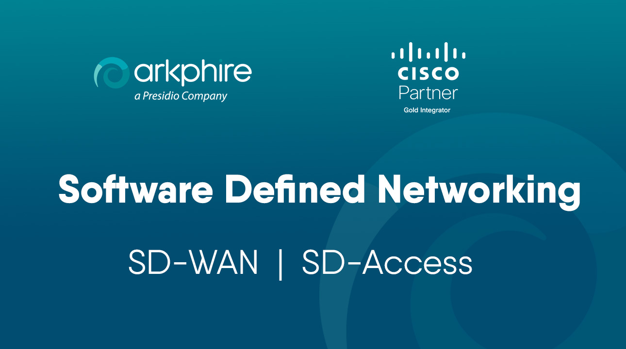 Arkphire Software Defined Networking from Cisco