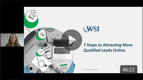 RECAP: Steps to Attracting More Qualified Leads Online