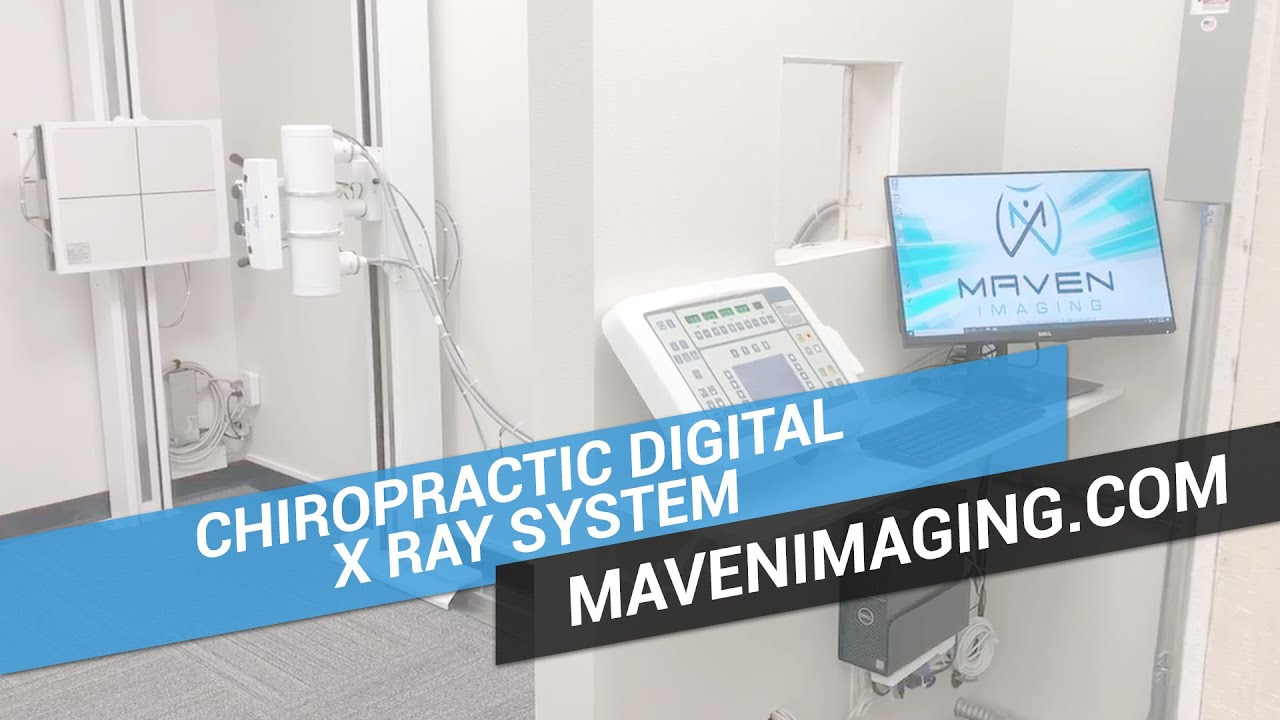 Chiropractic Digital X ray System