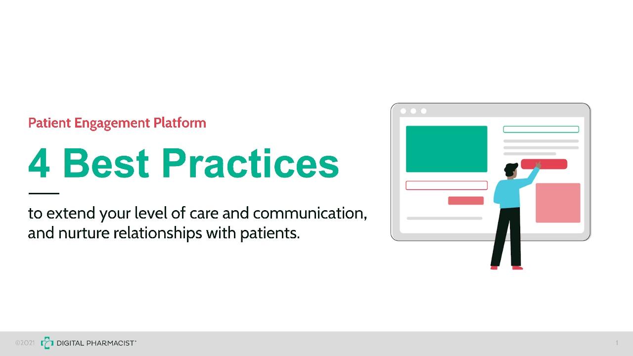 Digital Pharmacist PEP Use Cases