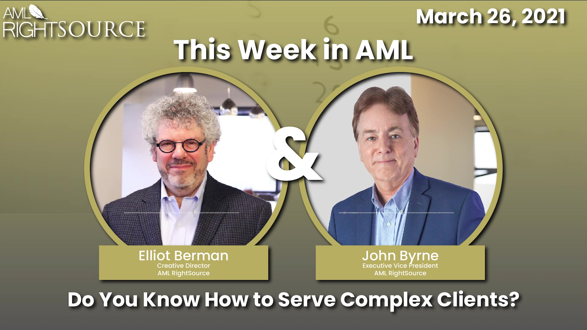 Do You Know How to Serve Complex Clients?